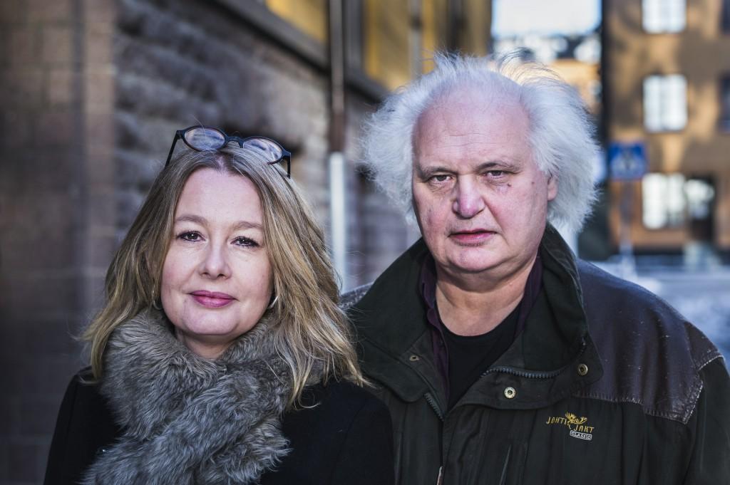 Linderborg och Greider, Foto Maxim Thoré