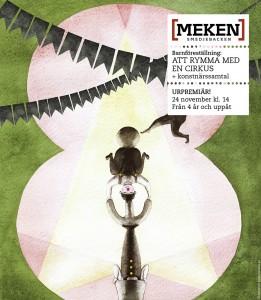 Meken_Affisch_cirkus-wp-poster